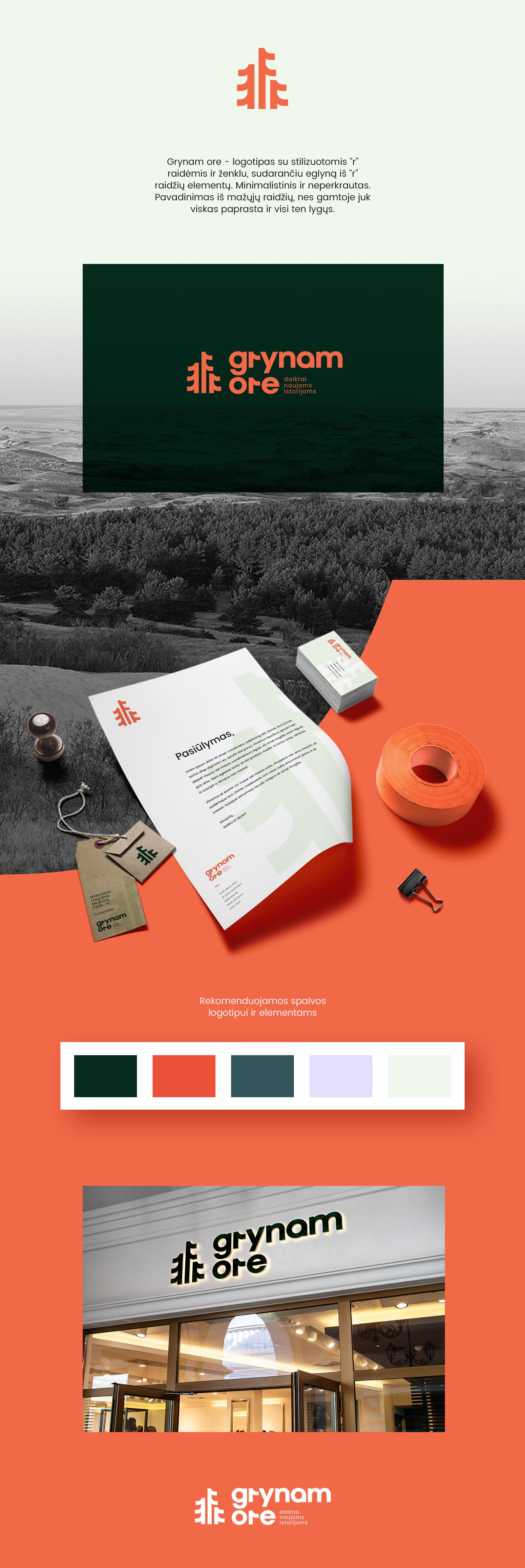 Grafikos-dizaineris-Klaipeda-grynam-ore-parduotuves-logotipas-prekes-zenklas-dizaineris-klaipedoje-PORTFOLIO