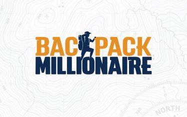 Balta-ideja-dizaino-agentura-Klaipedoje-logotipo-kurimas-marketingo-mokytojui-PORTFOLIO-backpack-millionaire-logo