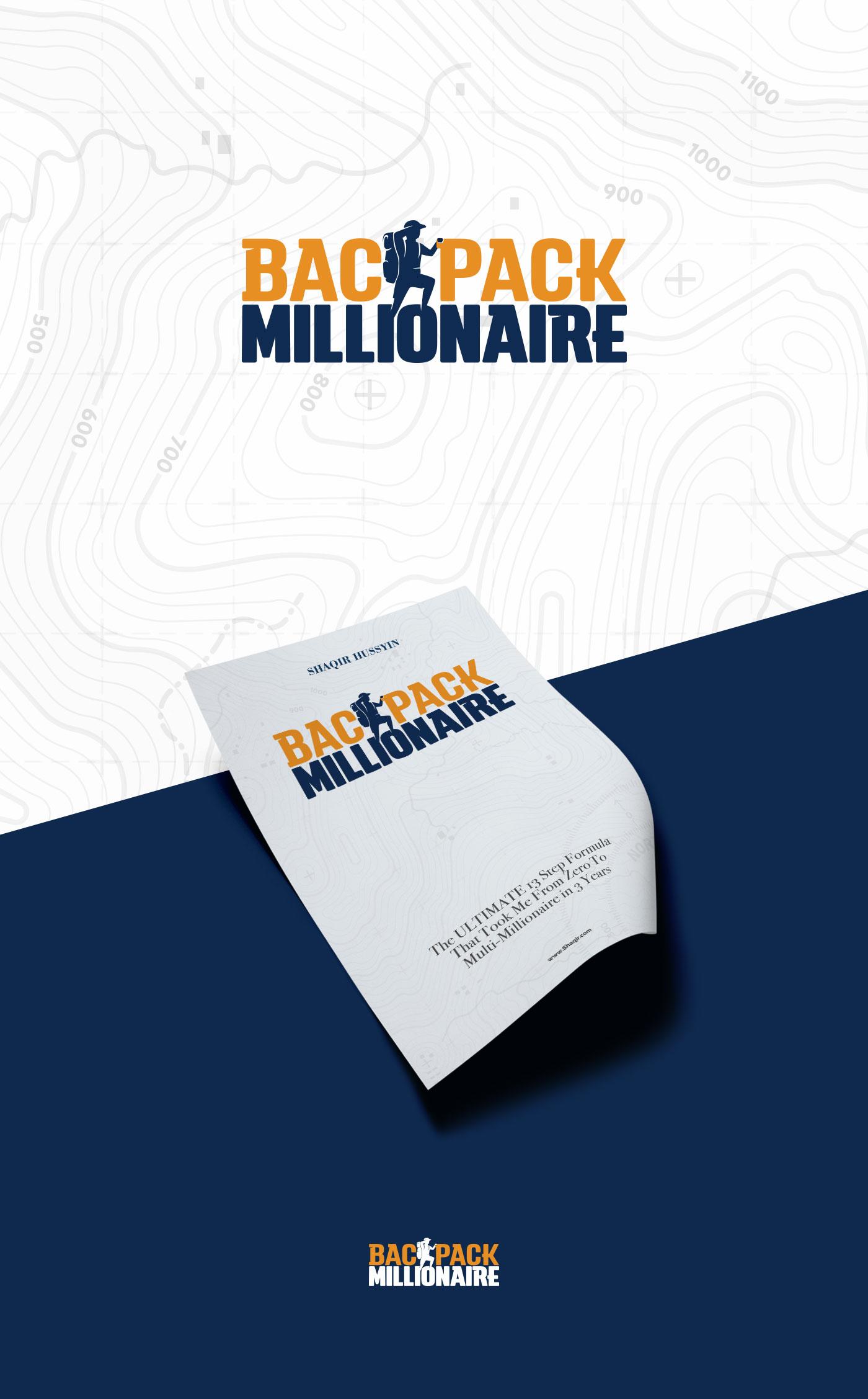 backpack-millionaire-logotipas-logo-kurimas-klaipedoje-grafikos-dizaineris-klaipedoje