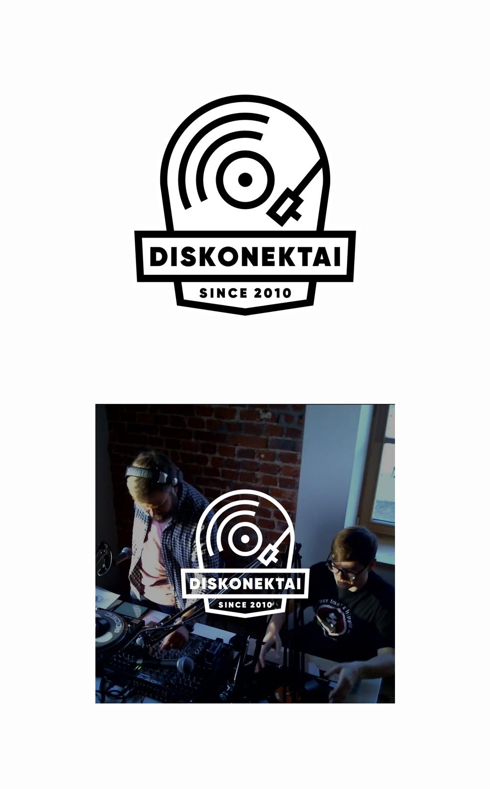 Diskonektai-logotipas-grafikos-dizaineris-klaipedoje