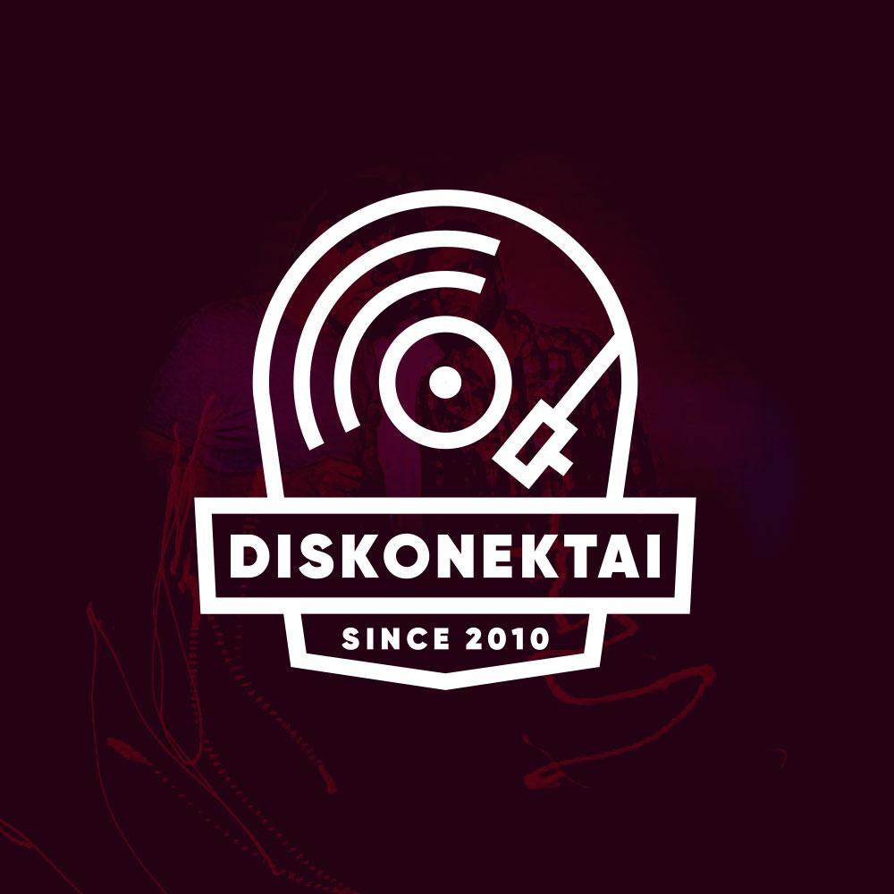 logotipas-Diskonektai-logotipu-kurimas-grafinis-dizainas